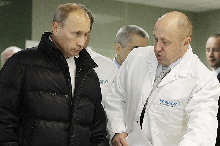 «Повар Путіна» направив 1 млн рублів на лікування Навального, клініка «Charite» їх не прийняла