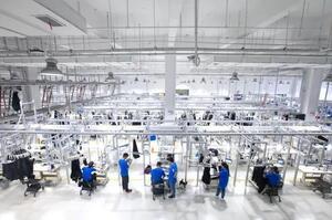 Alibaba показала свою розумну цифрову фабрику, яку приховувала три роки
