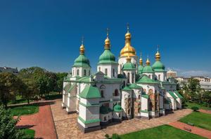 «Дарниця» та «Інтерхім» надали сучасне рішення для «лікування» Софії Київської