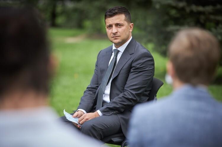 Зеленський вимагає від НАБУ та прокуратури більше «посадок»