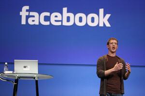 Facebook обвинуватили у підгляданні за користувачам через камери смартфонів