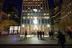 Apple за два тижні втратила $536 млрд ринкової капіталізації