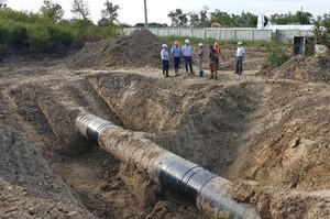 Україна відновлює транспортування газу зі Словаччини