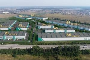 Dragon Capital побудує біля Києва індустріальний парк на 49 га