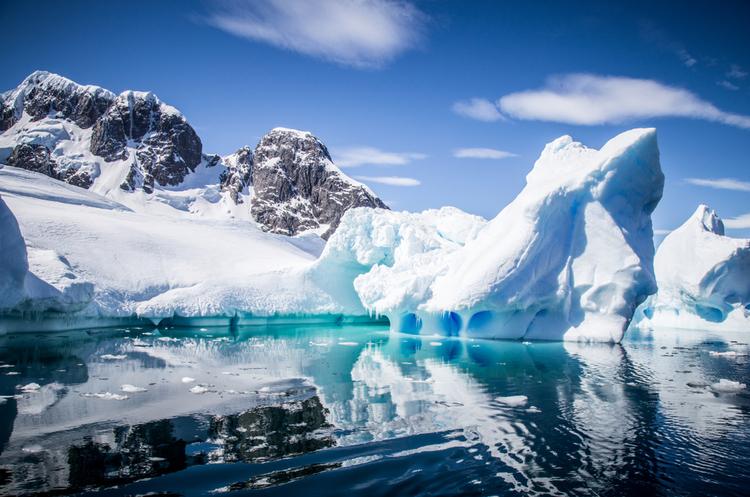 Площа арктичного льодового покриву скоротилася до 40-річного рекорду