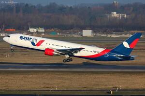 Azur Air полетить з України до Домінікани та ОАЕ вже наступного місяця