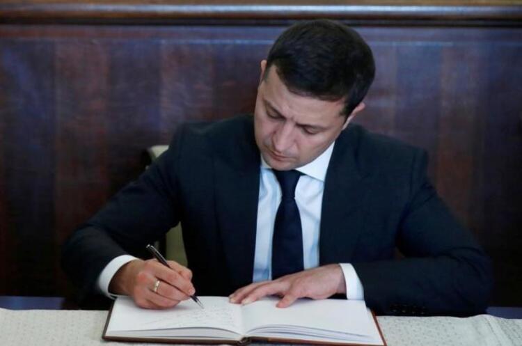 Зеленський доручив Кабміну погасити борги перед «Енергоатомом»