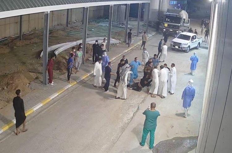 Напади на іракських лікарів почастішали через зростання смертей від коронавірусу
