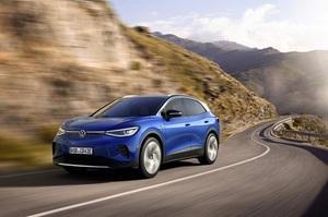 Volkswagen представила електричний кросовер ID.4 вартістю $40 000