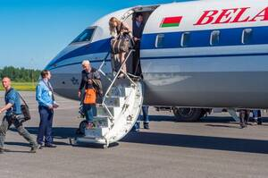 «Белавіа» відновить транзит між Україною і Росією наступного місяця