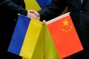 Україна і Китай будуть посилювати торговельно-економічне співробітництво