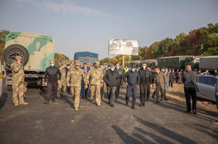 ДБР перевіряє чотири версії катастрофи на Харківщині