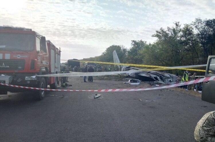 Усі тіла на місці катастрофи Ан-26 знайдені, жодне з них ідентифікувати не вдалось