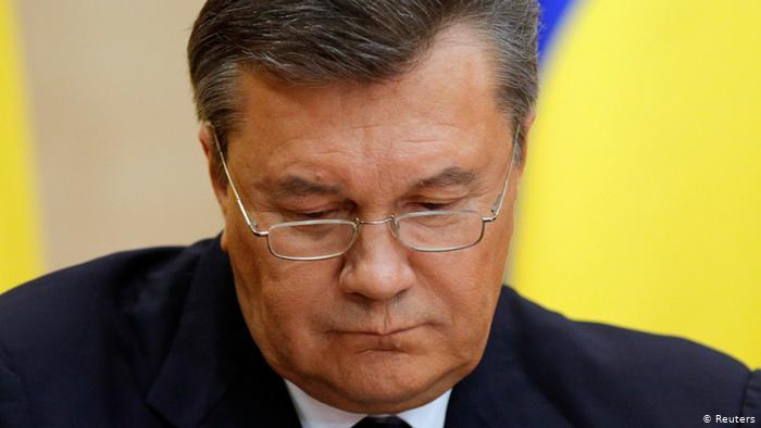 Розгляд апеляції на арешт Януковича перенесли