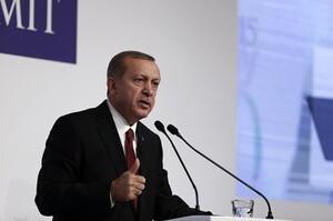 Ердоган вимагає, щоб Вірменія негайно звільнила «окуповані землі Азербайджану»