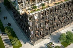 «Ковальська» побудує бізнес-центр площею понад 80 000 кв. м