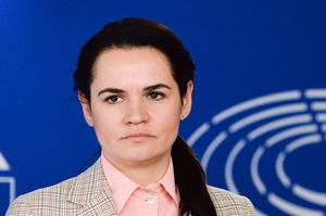 «Він знає про ситуацію в Білорусі все до дрібниць»: Тихановська про зустріч з Макроном
