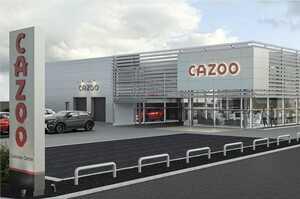 Британська Cazoo, що продає вживані авто онлайн, збільшила оцінку до $2,6 млрд