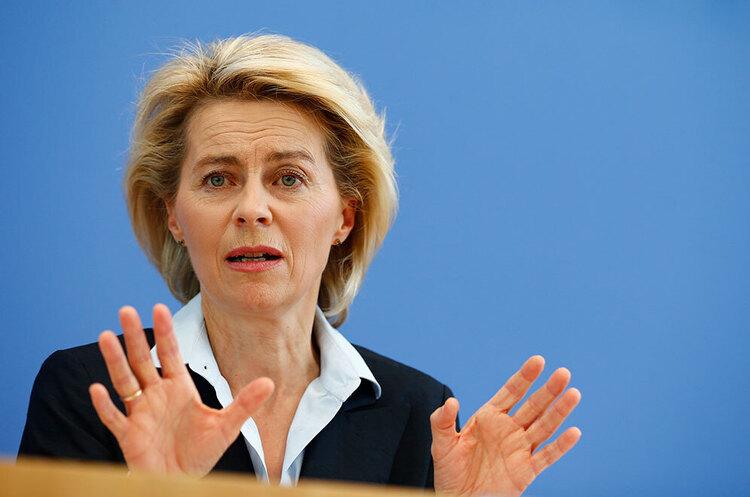 Президентка Єврокомісії пішла на самоізоляцію