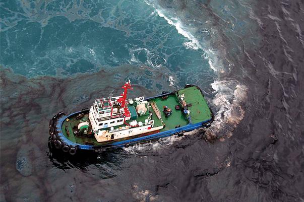 Франція та Індія разом будуть відстежувати розливи нафти із супутників