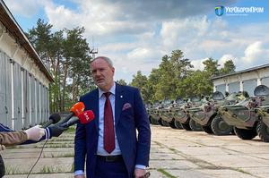 Зеленський призначив нового керівника «Укроборонпрому»