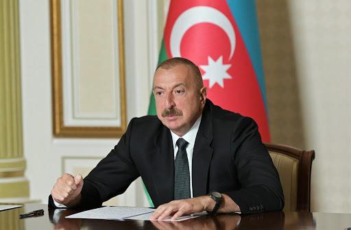 Президент Азербайджану наказує Вірменії вивести війська з Карабаху