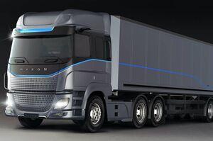 Нафтогазова Total інвестує в стартап з виробництва вантажівок на водневих паливних елементах