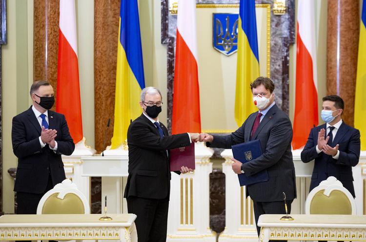 PGNiG зацікавлена у приватизації українських ТЕЦ та обленерго