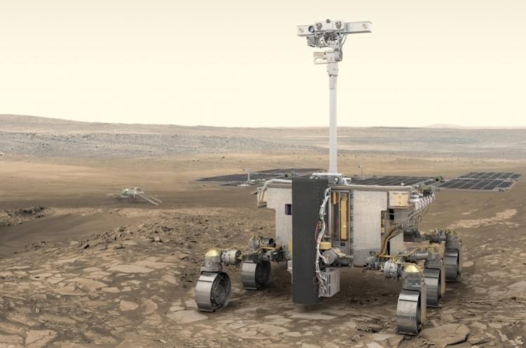 Через 2 роки відбудеться запуск європейсько-російської місії на Марс