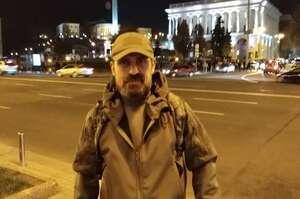 На Майдані в Києві підпалив себе ветеран АТО/ООС
