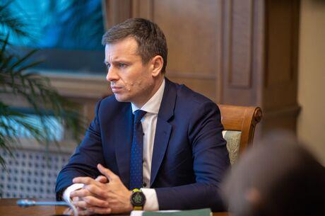 Марченко заявив, що «Україна виходить із кризи»
