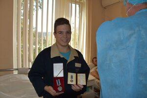 Курсант, який вижив в авіакатастрофі АН-26, продовжить навчання в університеті повітряних сил