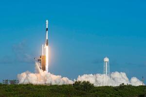 SpaceX успішно вивела на орбіту ще 60 інтернет-супутників Starlink