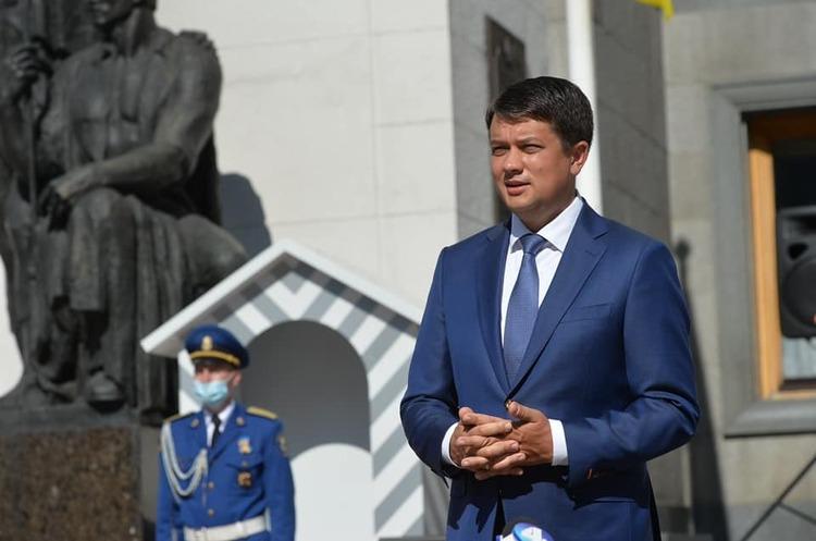 ВР розгляне проект держбюджету-2021 на початку листопада – Разумков