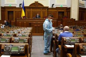 Депутати хочуть створити штаб для боротьби з COVID-19