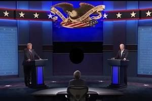 Формат президентських дебатів у США змінено: тепер Трамп не зможе перебивати Байдена