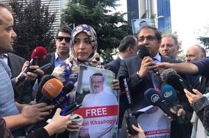 Наречена убитого Джамаля Хашоггі подала до суду на саудівського крон-принца Мухаммеда