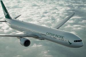 Гонконзька авіакомпанія Cathay Pacific оголосила про скорочення персоналу