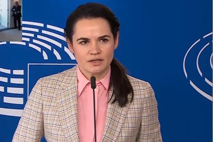 Тихановська обіцяє компенсувати втрати всім білорусам, яких буде звільнено за страйк