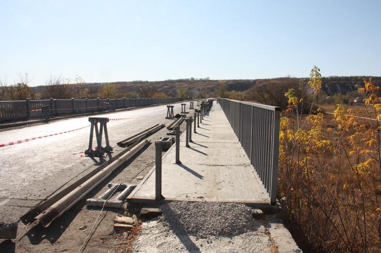«Укравтодор» планує відремонтувати 14 мостів на Луганщині