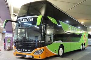 FlixBus запускає два нові рейси з України до Польщі та один – до Чехії