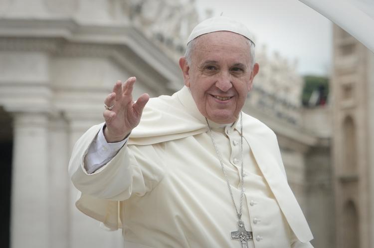 Папа римський Франциск підтримав легалізацію одностатевих цивільних союзів
