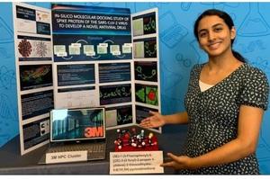 14-річна американка отримала $25 000 за відкриття, яке може привести до перемоги над COVID-19