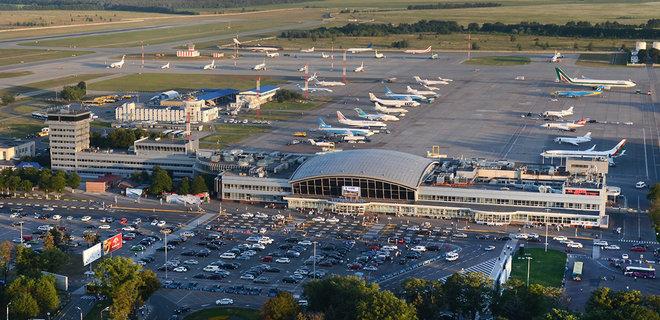 СБУ викрила заподіяння мільйонних збитків державі при будівництві об'єктів інфраструктури аеропорту «Бориспіль»