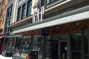 Gap закриє 350 магазинів, компанія йде в е-комерцію
