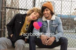 Facebook запустила в Європі сервіс для знайомств Dating
