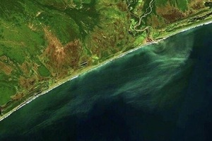 Хіміки МГУ знайшли в водах Камчатки сліди ракетного палива