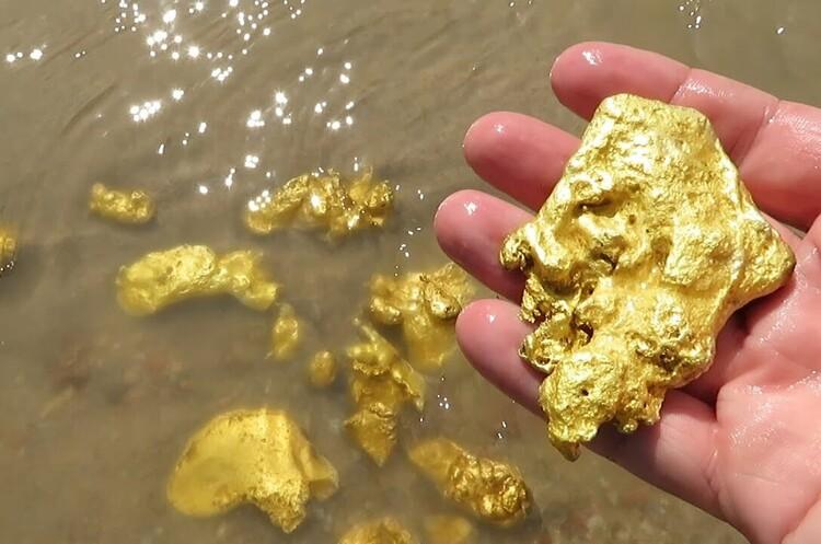 На закарпатті після 15 річного простою запускається видобуток золота