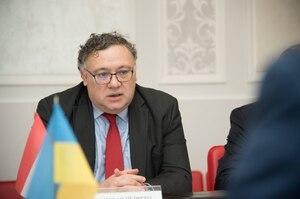 Послу Угорщини вручили ноту протесту через втручання в українські вибори