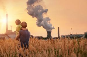 Вчені дослідили, що забруднене повітря впливає на психіку людей